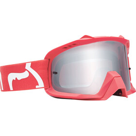 Fox Air Space Race Goggle red